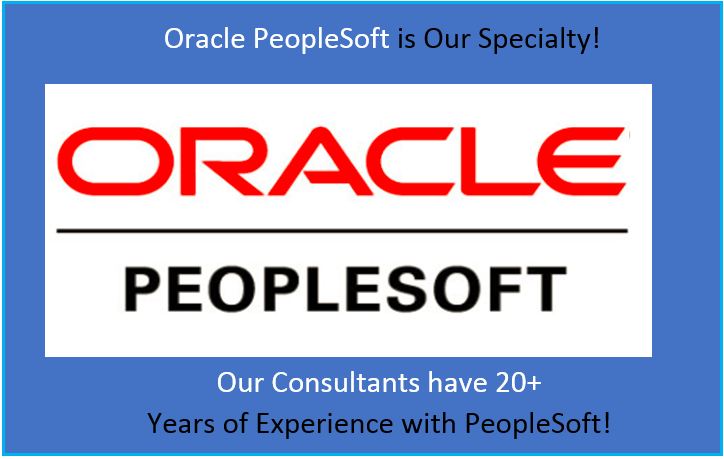 Oracle PeopleSoft_April1